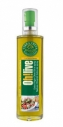 OH!live Extra Virgin Olive Oil in Spray Glass Bottle
