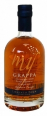 Grappa aged and refined in barrique 50 cl. 43%