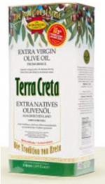 Extra Virgin Olive Oil in Tin Canister
